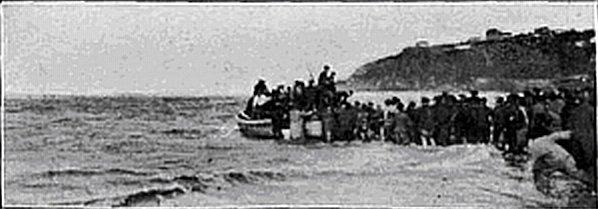 1910 Foto naufragio Gipúzcoa 3