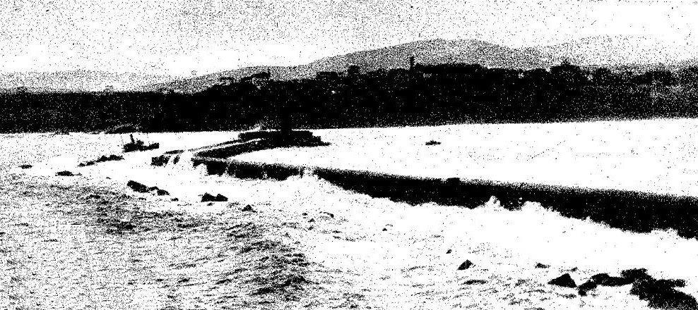 1936 Foto naufragio Iciar 1