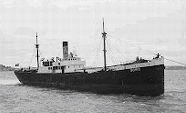 1962 Foto Naufragio Niña-1
