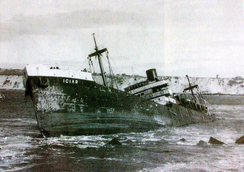 1963 Foto naufragio Iciar 3
