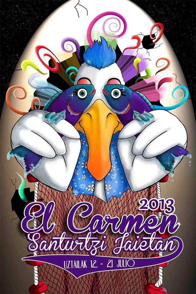 Cartel Carmen 2013