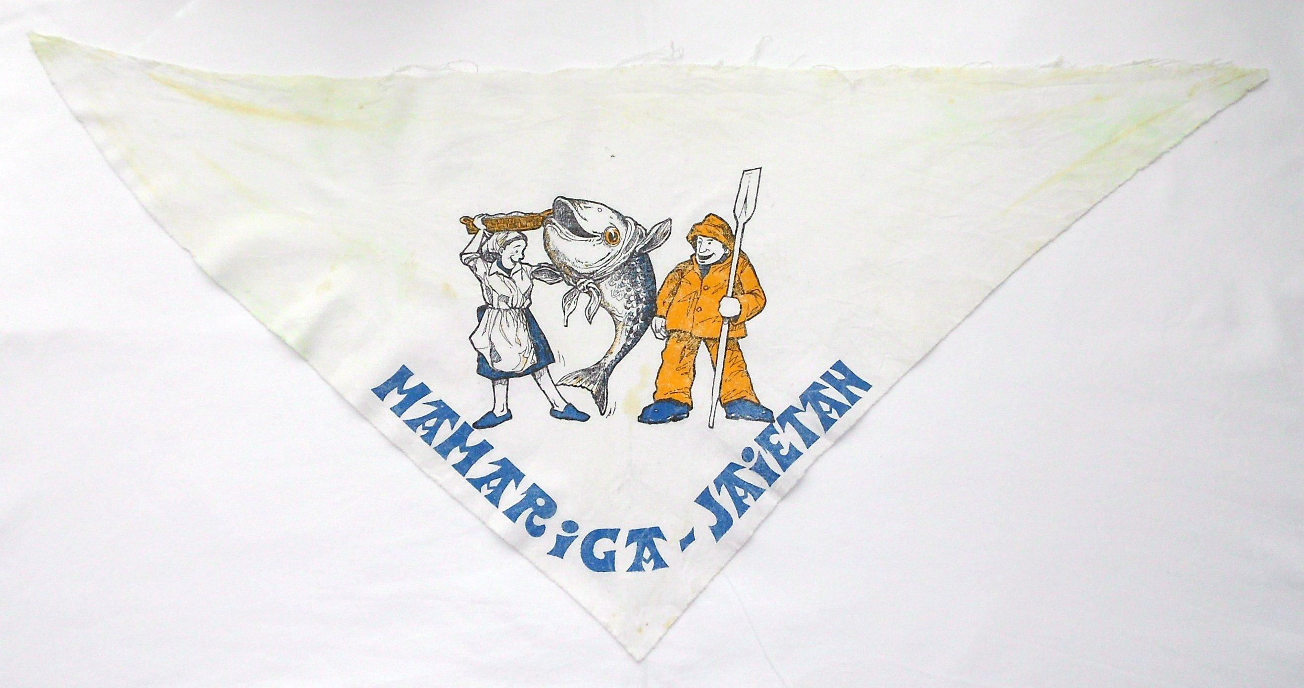 Pañuelo 1981 (fecha probable)