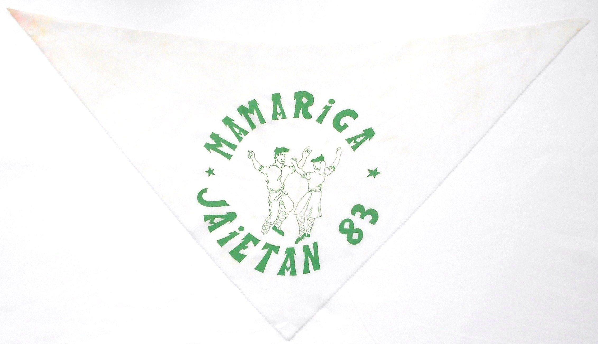 Pañuelo 1983