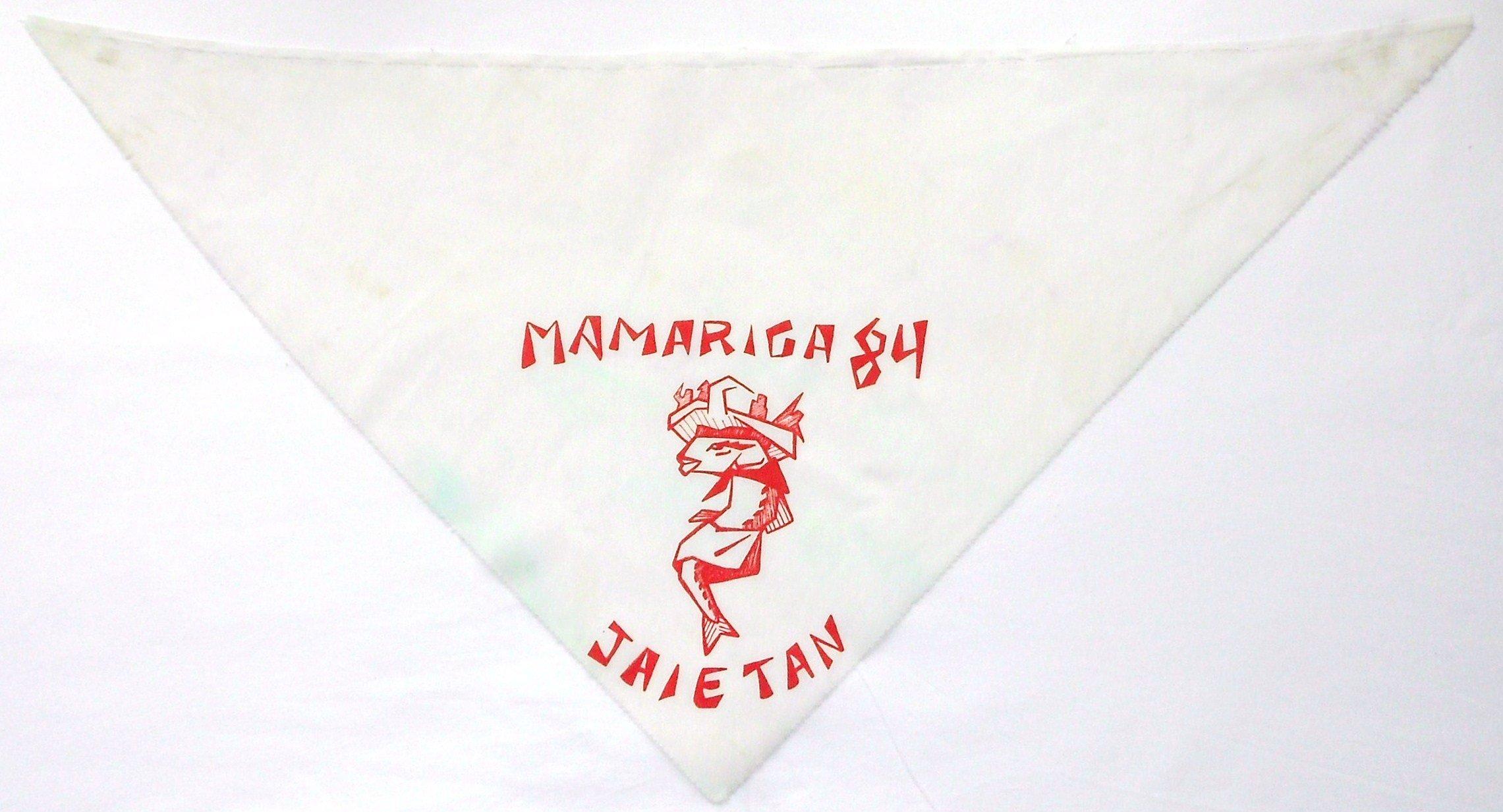Pañuelo 1984