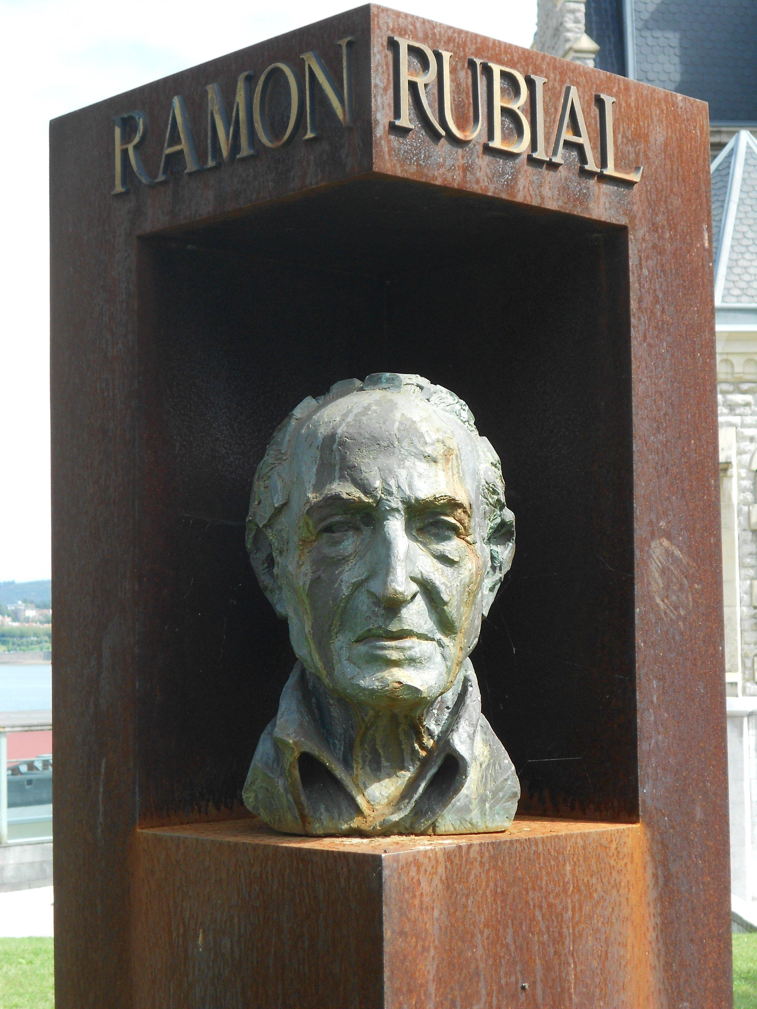 Busto de Ramón Rubial 7