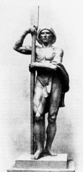 Monumento al remero de Fructuoso Orduna Lafuente