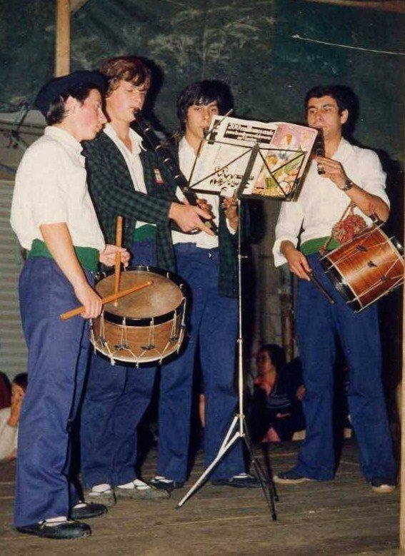 Fiestas de Las Viñas 1978