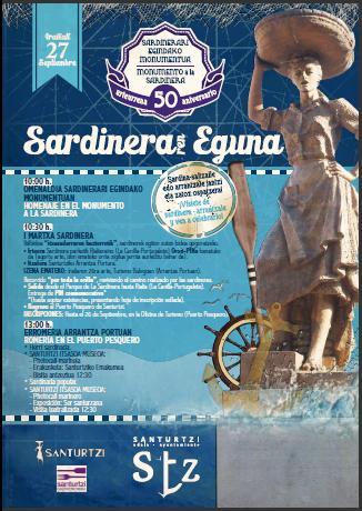 I Sardinera Eguna
