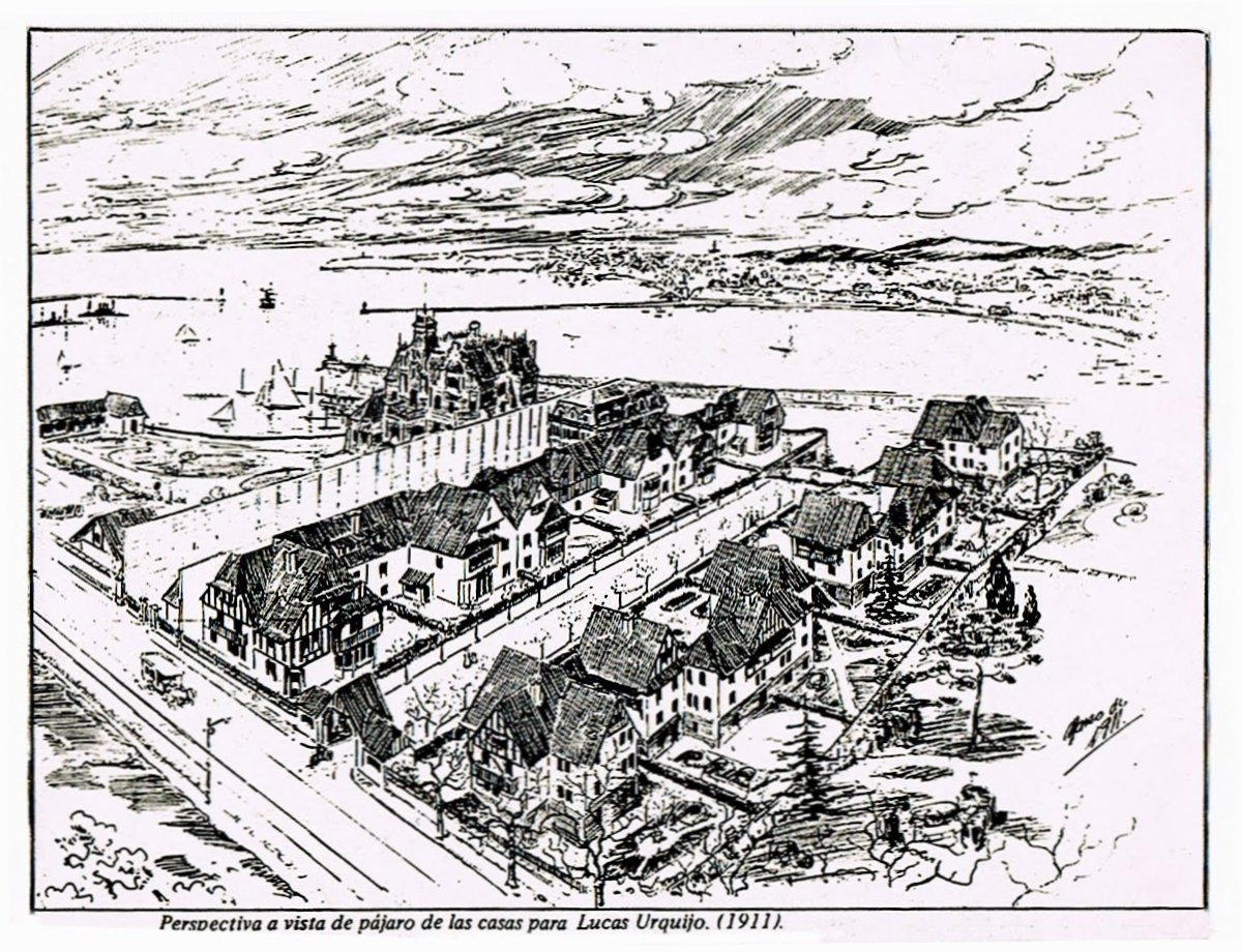 23 Palacio Oriol y urbanización anexa de chalets-1
