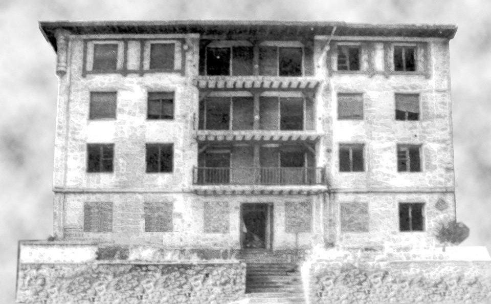 36 La Casa de la rifa