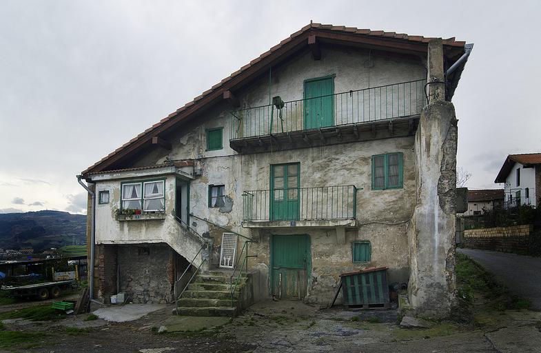 Caserío en Villar (Santurtzi)