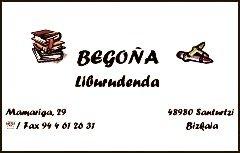 Logo Librería Begoña
