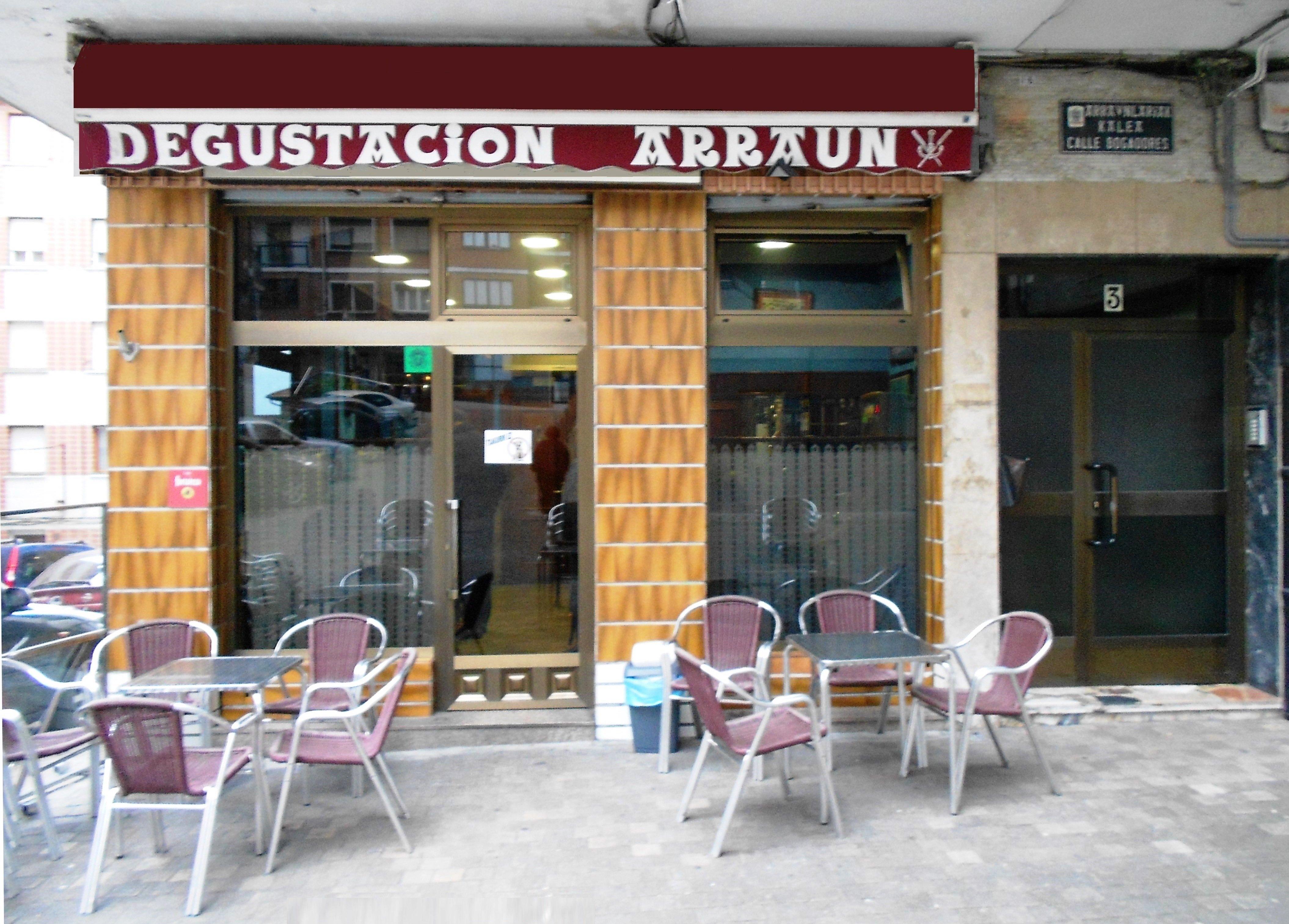 Degustación Arraun