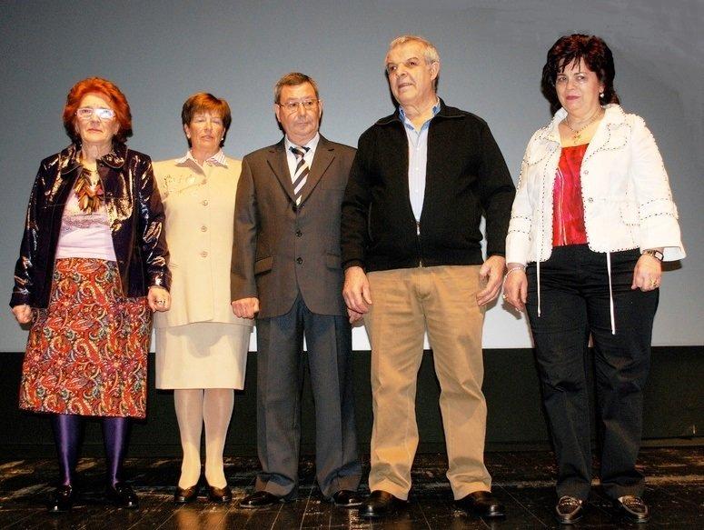 Premiados Santurtzi 2010