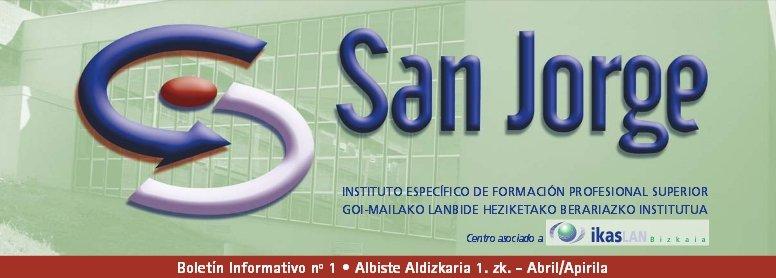 Cabecera Boletín San Jorge