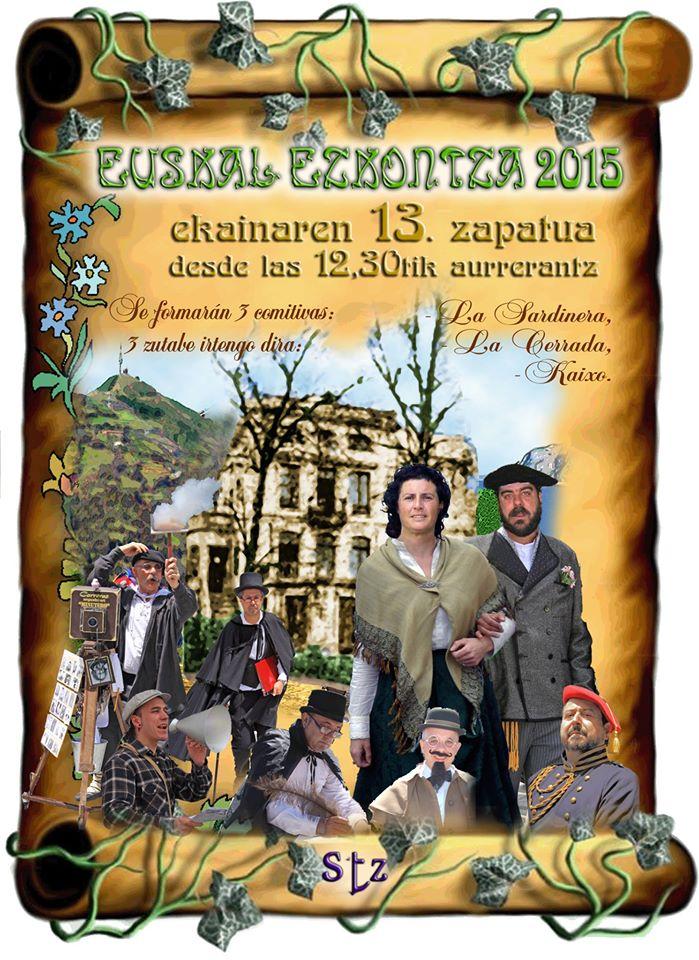 cartel ezkontza 2015