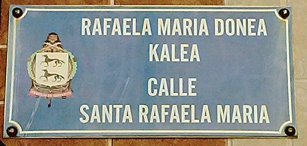 1 Calle Santa Rafaela María