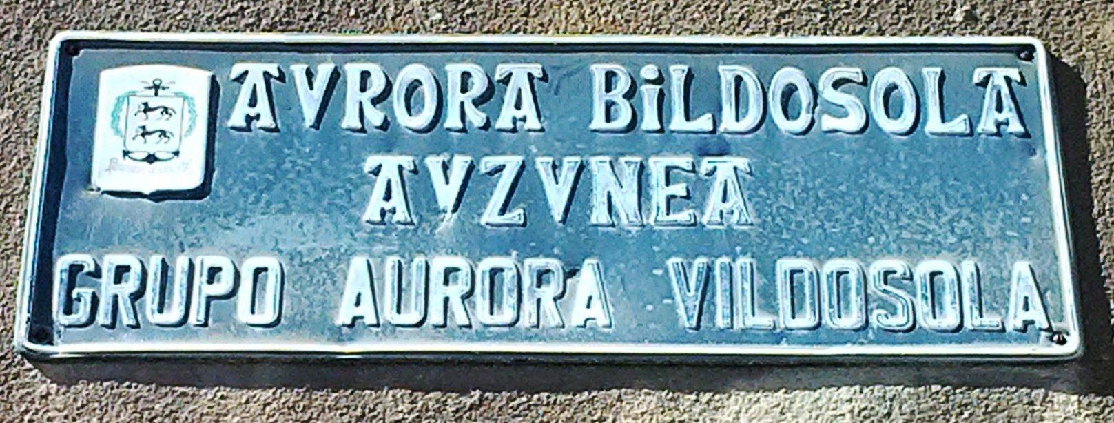 1 Grupo Aurora Vildosola