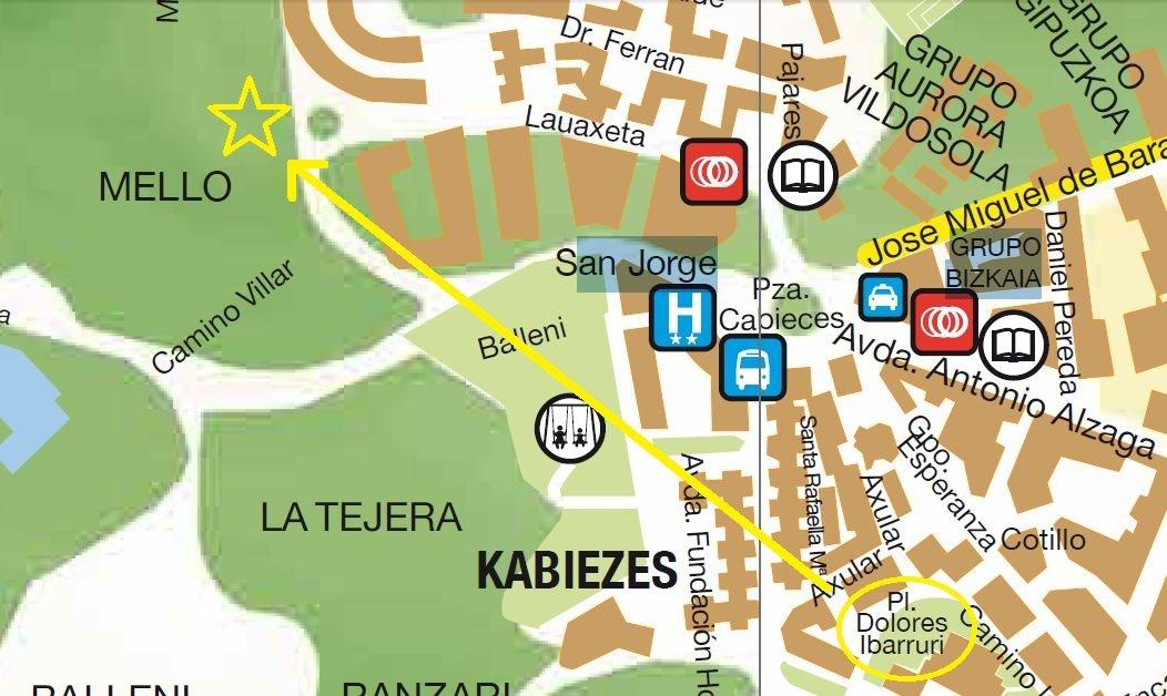 3 Plaza Dolores Ibarruri (error, sin cambiar)