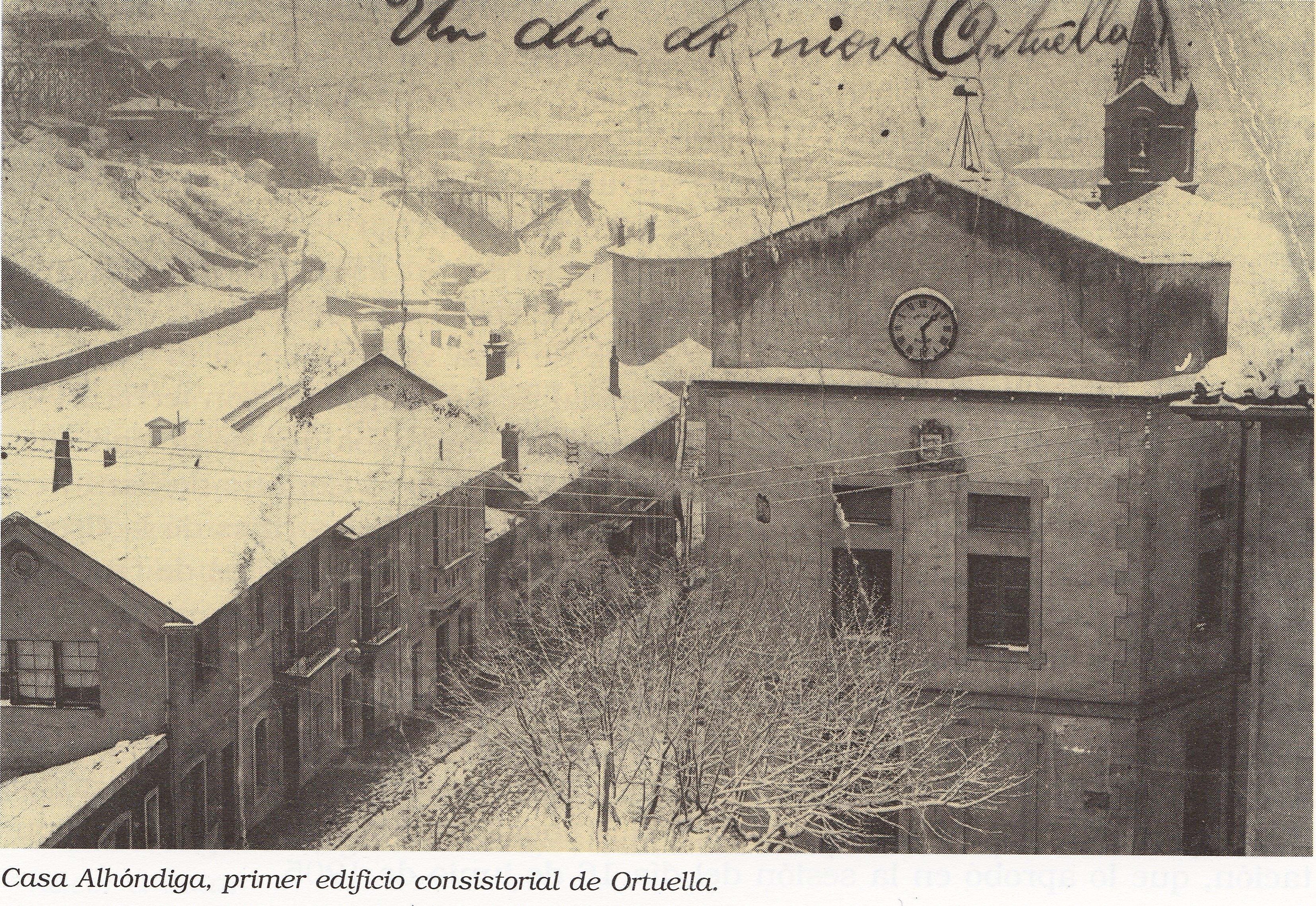 Casa Alhondiga en Ortuella