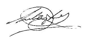 Firma Alcalde - Hilario Pérez-Rasilla