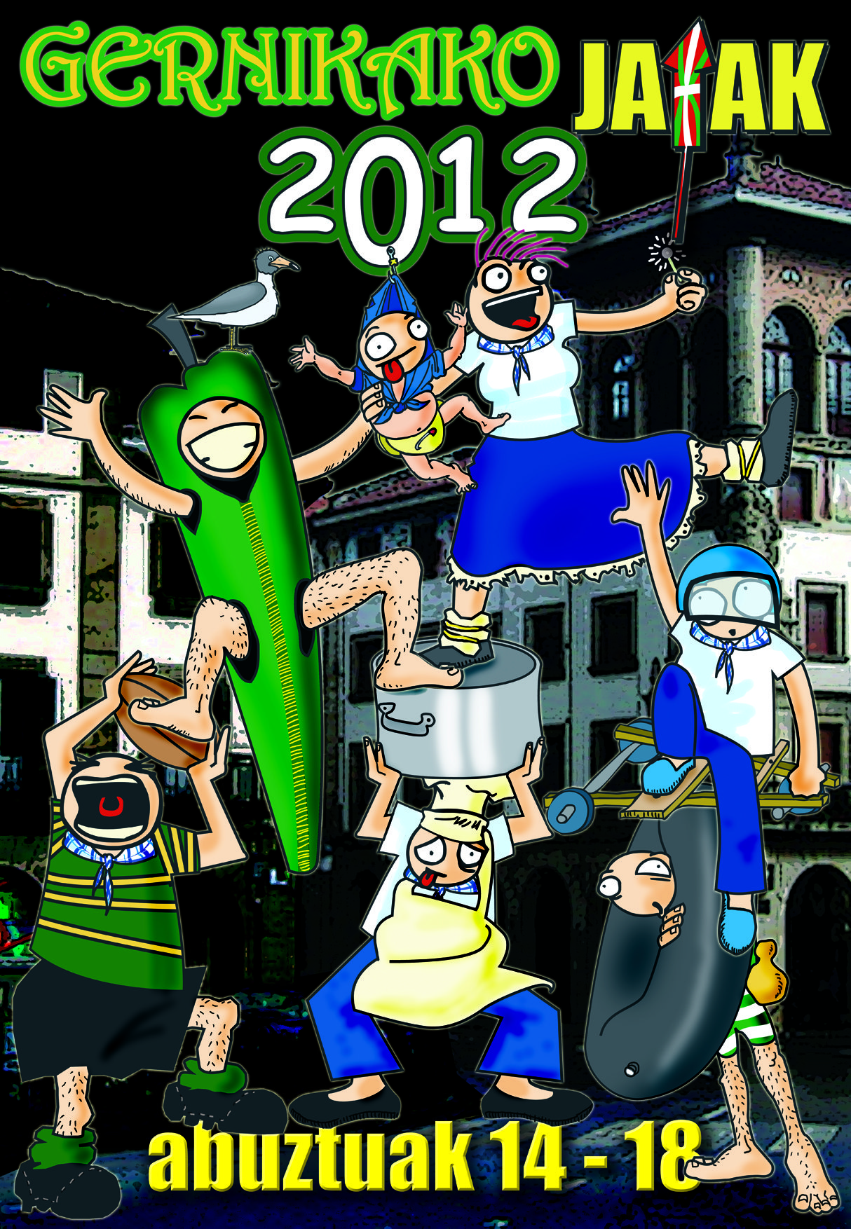 2012 Gernika 2012(p)