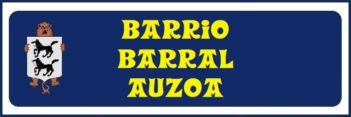 Barrio Barral (no hay placa)