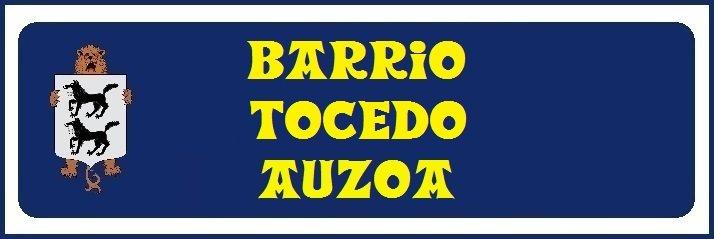 Barrio Tocedo (no hay placa)