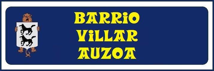 Barrio Villar(no hay placa)