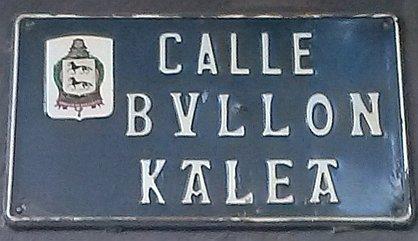 Calle Bullón