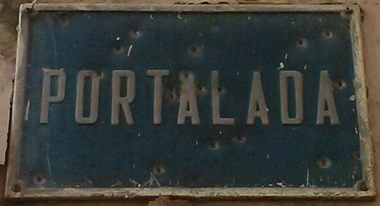Calle La Portalada-4 (modelo antiguo)