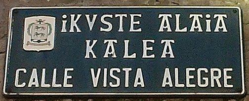 Calle Vista Alegre
