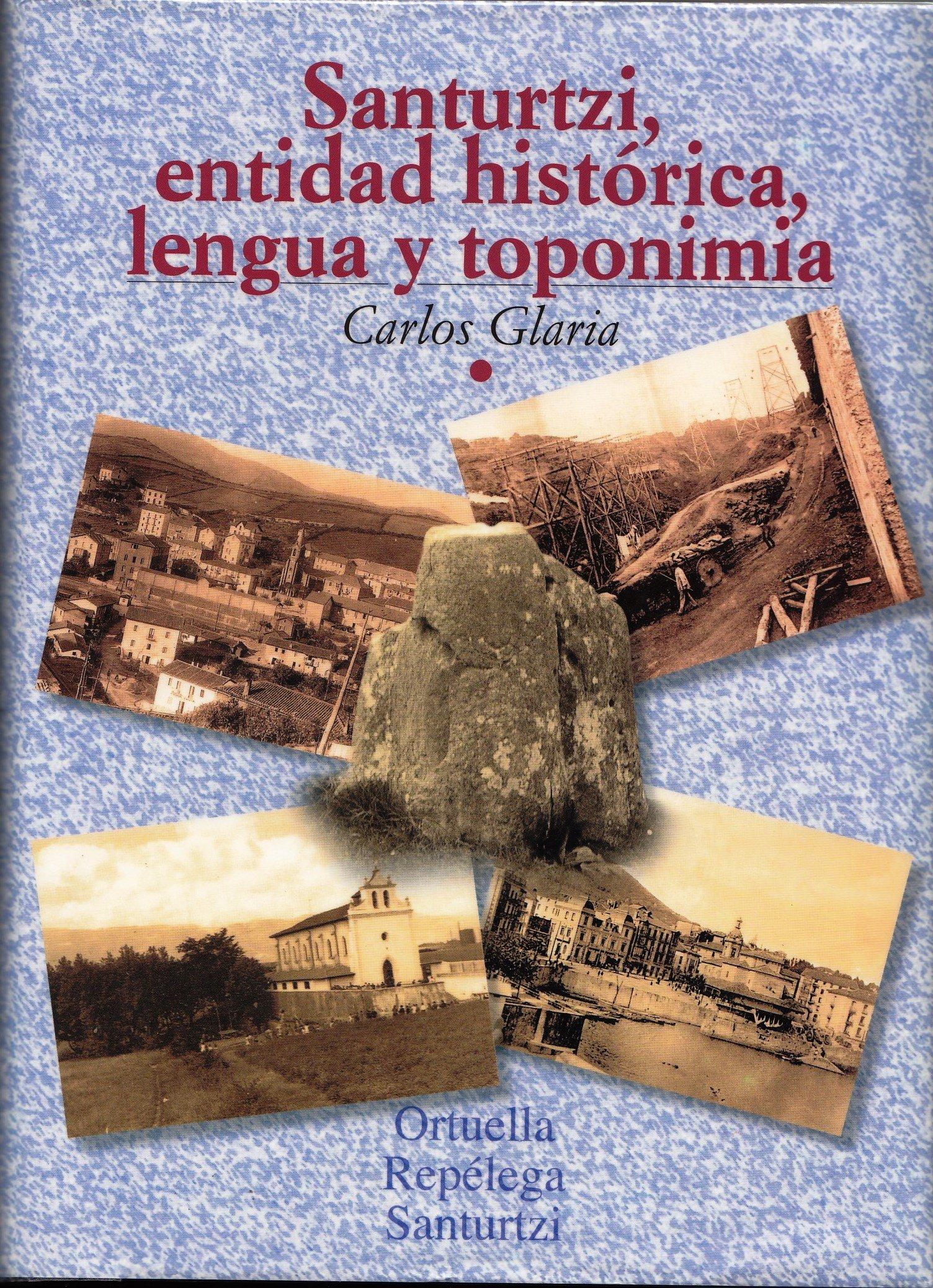Glaria-Toponimia