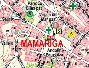 Plano Situación Mamariga