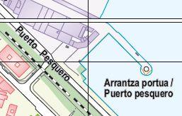 Plano Situación Puerto Pesquero