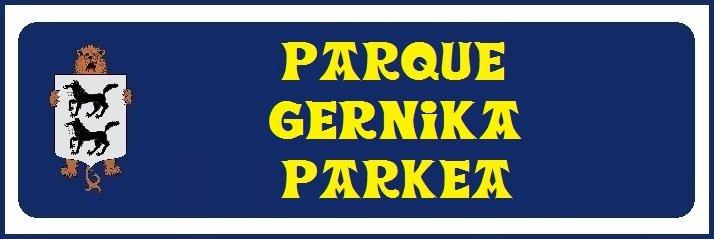 Parque Gernika (no hay placa)