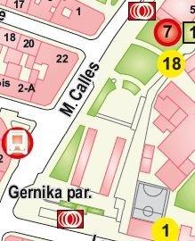 Plano Situación Gernika