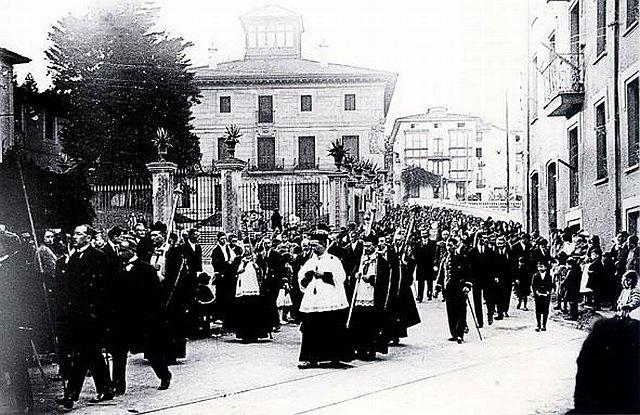 Procesión Viernes Santo ca. 1925-2