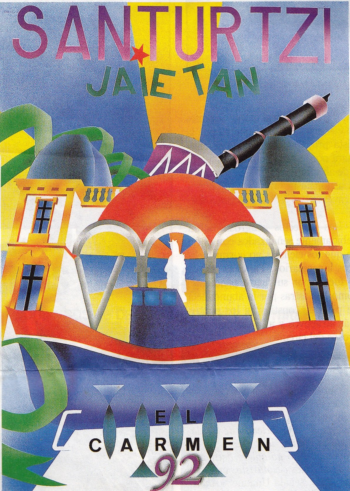 13 Cartel Carmen 1992