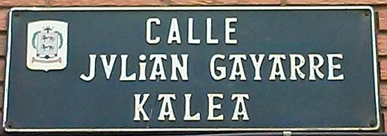 Calle Julián Gayarre-1