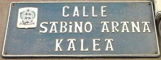 Calle Sabino Arana-1