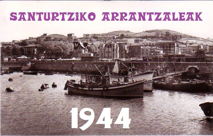 Portada Santurtzi 1944