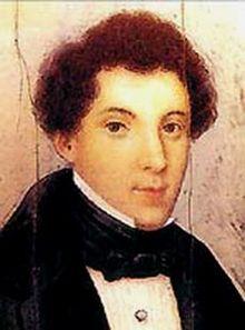 Retrato de Juan Crisóstomo de Arriaga