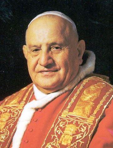 Retrato de Juan XXIII