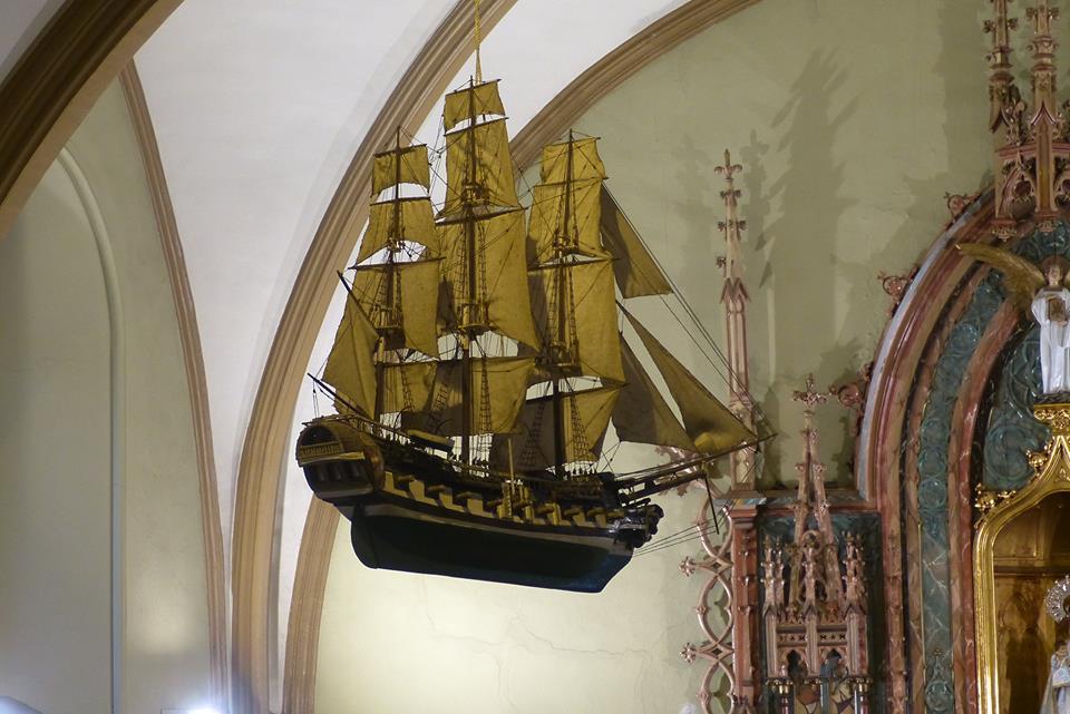 Barco exvoto