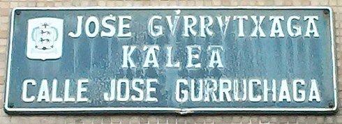 Calle José Gurruchaga-1