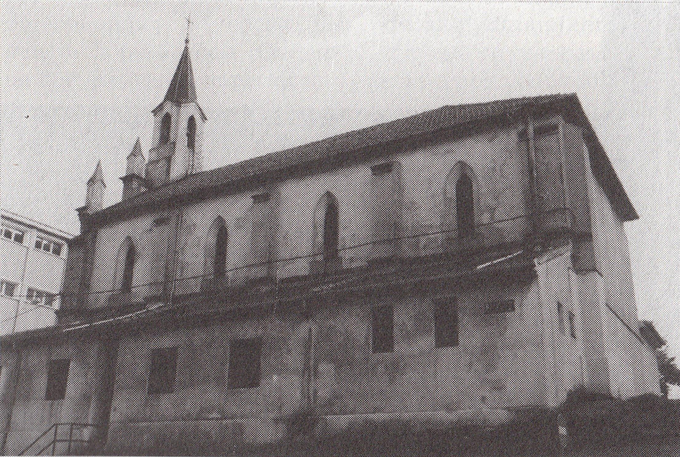 Iglesia Virgen del Mar 1992