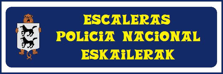 16 Escaleras Policia