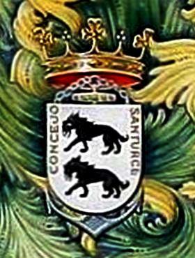 Detalle del escudo