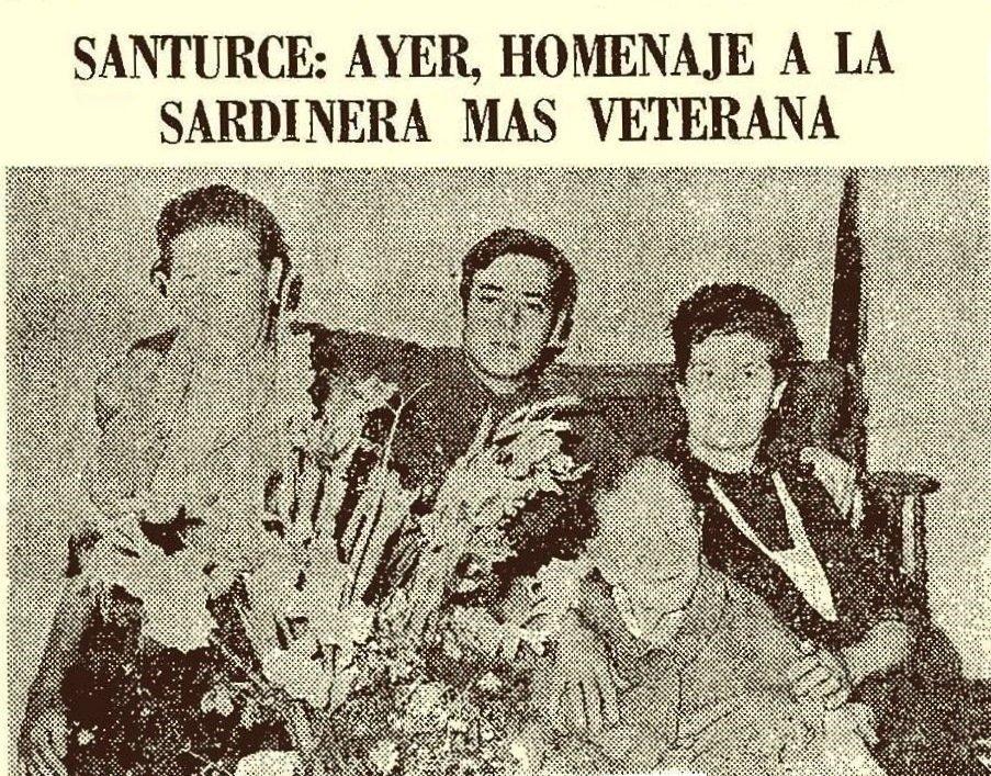 Homenaje a Aurora Pérez (20 de abril de 1971) - copia